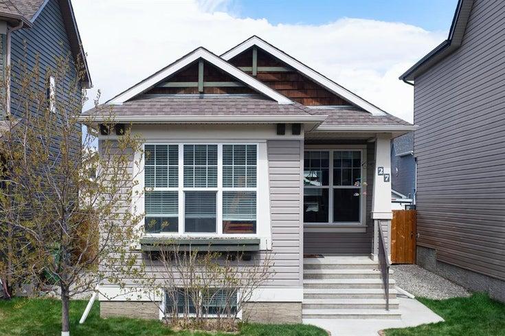 27 AUTUMN View SE - Auburn Bay Detached for sale, 3 Bedrooms (A1103426)