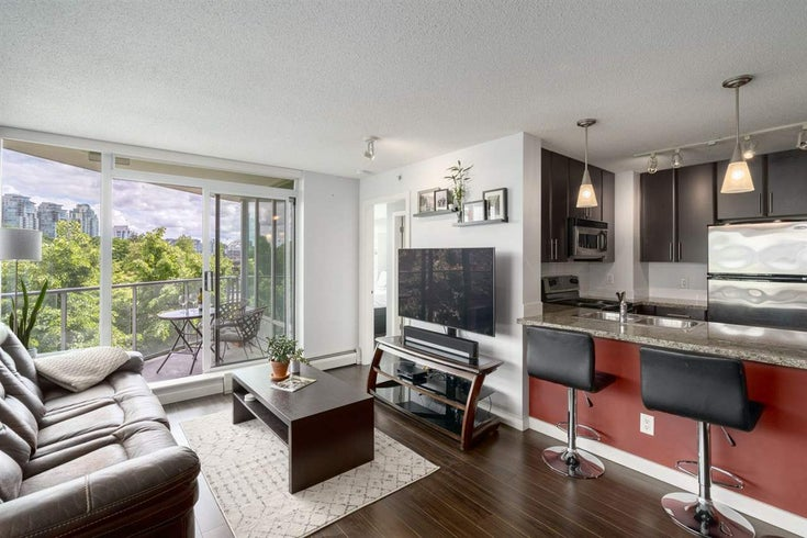 509 58 KEEFER PLACE - Downtown VW Apartment/Condo for sale, 2 Bedrooms (R2469456)