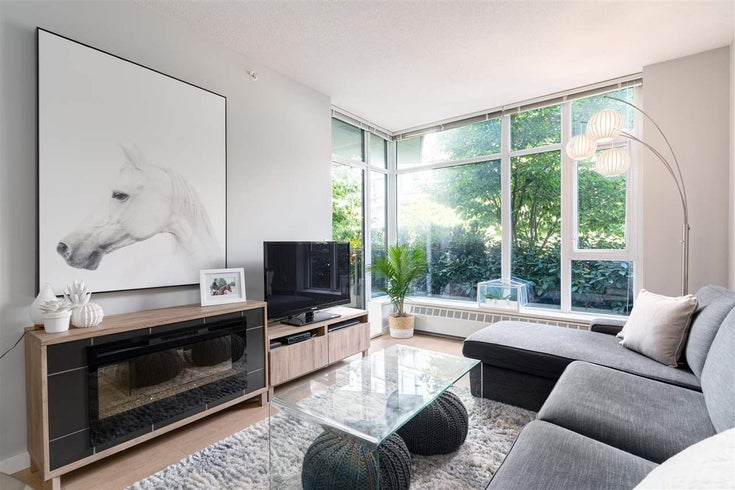 103 135 W 2ND STREET - Lower Lonsdale Apartment/Condo for sale, 1 Bedroom (R2512531)