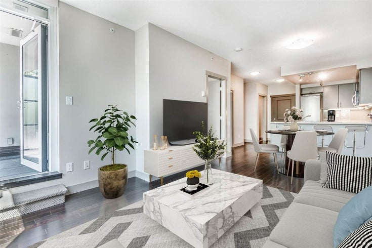 433 9009 CORNERSTONE MEWS - Simon Fraser Univer. Apartment/Condo for sale, 1 Bedroom (R2585082)