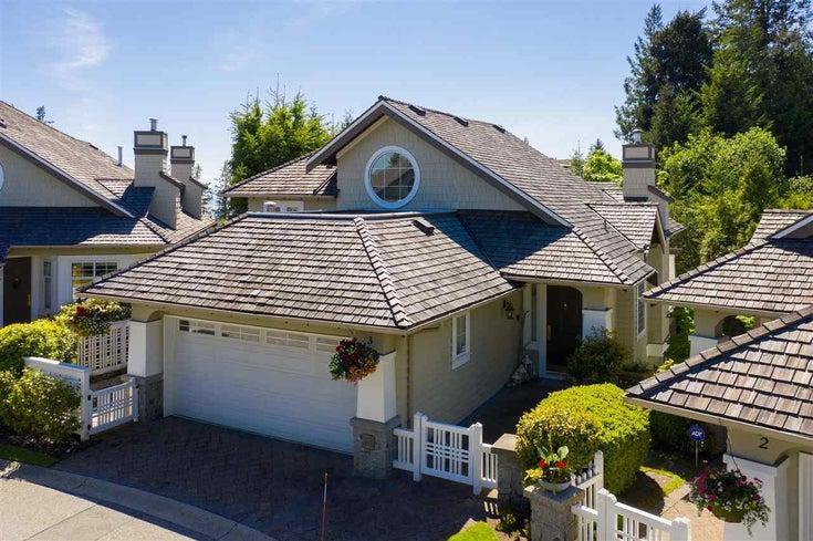 3 5130 ASHFEILD ROAD - Upper Caulfeild House/Single Family for sale, 3 Bedrooms (R2585492)