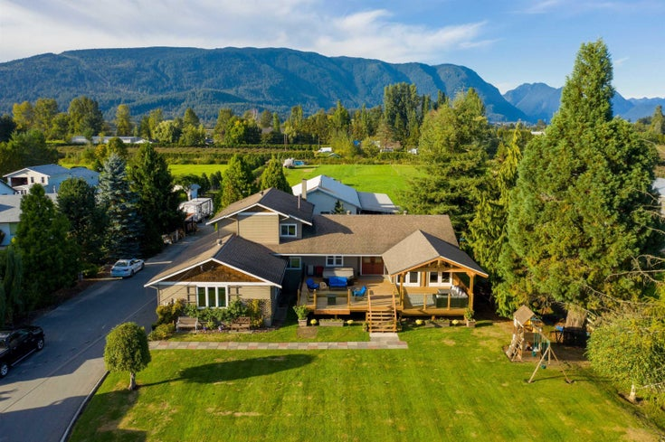 18949 MCQUARRIE ROAD - North Meadows PI House with Acreage for sale, 4 Bedrooms (R2620958)