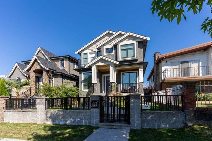 1250 ROSSLAND STREET - Renfrew VE House/Single Family for sale, 6 Bedrooms (R2623316)
