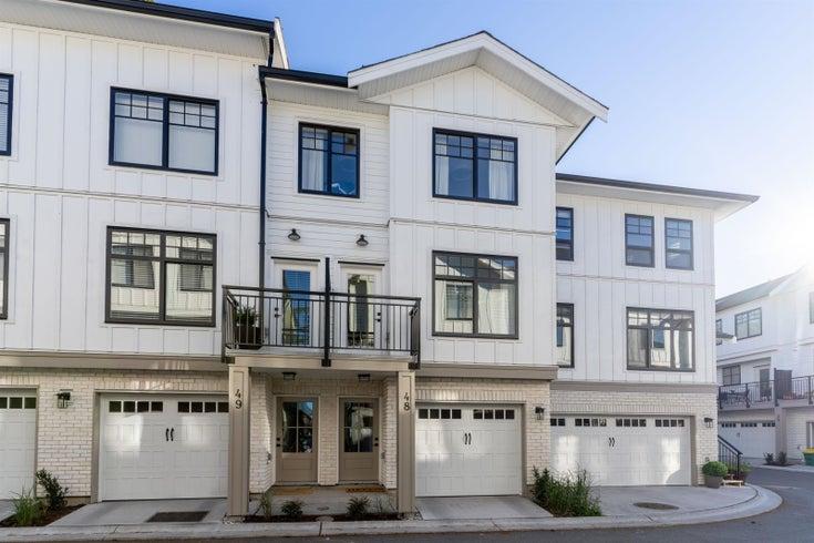 48 16467 23A AVENUE - Grandview Surrey Townhouse for sale, 3 Bedrooms (R2625289)