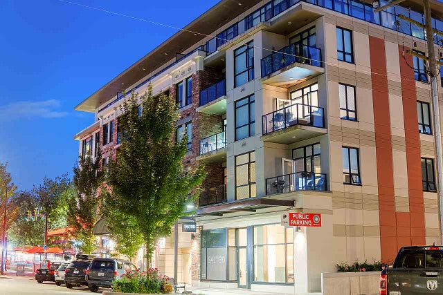 414 105 W 2ND STREET - Lower Lonsdale Apartment/Condo for sale, 1 Bedroom (R2478671)