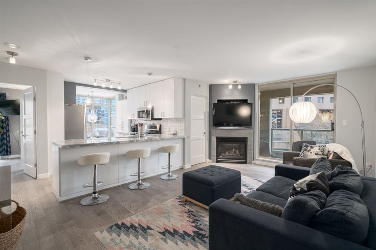 810 819 HAMILTON STREET - Downtown VW Apartment/Condo for sale, 2 Bedrooms (R2437243)