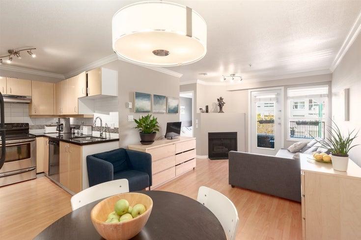 311 2680 W 4TH AVENUE - Kitsilano Apartment/Condo for sale, 1 Bedroom (R2477679)