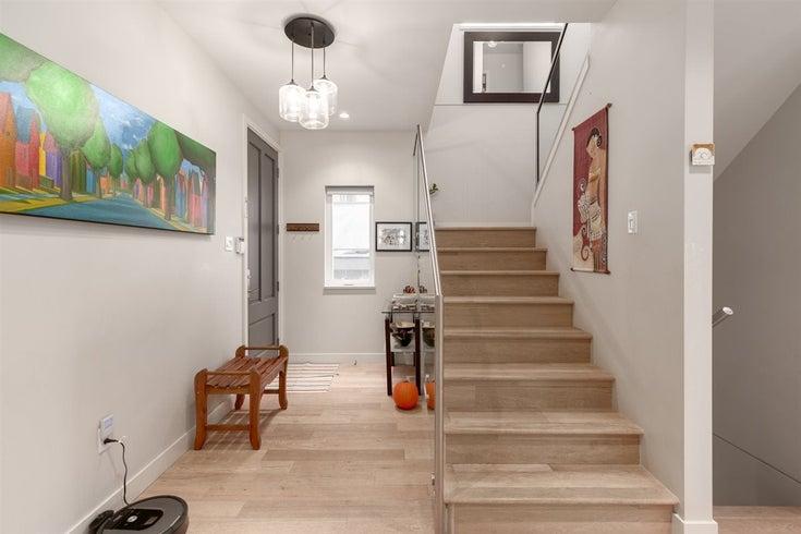 851 E 8TH AVENUE - Mount Pleasant VE 1/2 Duplex for sale, 5 Bedrooms (R2529559)
