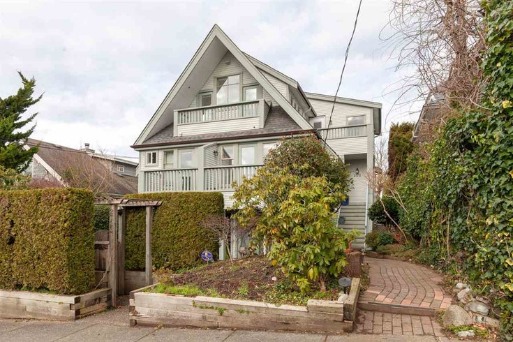 2713 W 1ST AVENUE - Kitsilano Townhouse for sale, 2 Bedrooms (R2534091)
