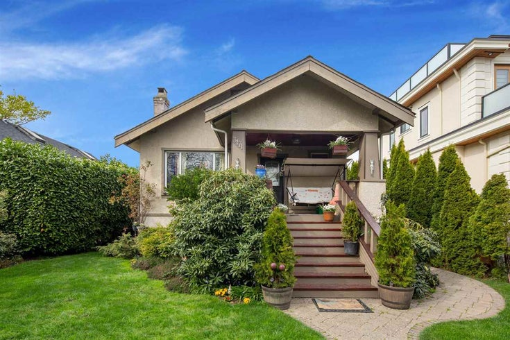 3171 West 10th Ave - Kitsilano House/Single Family for sale, 5 Bedrooms (R2573776)