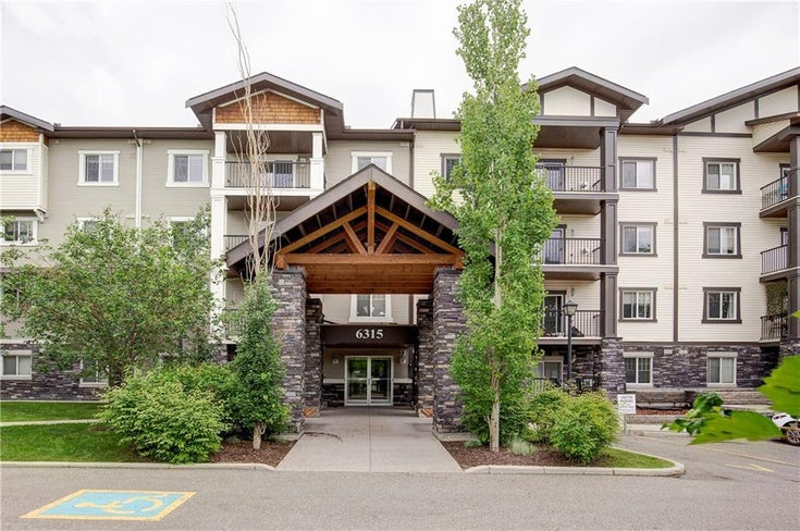 105, 6315 RANCHVIEW Drive NW - Ranchlands Apartment for sale, 2 Bedrooms (A1041288)