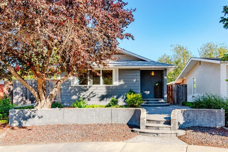 336 Wascana Crescent SE - Willow Park Detached for sale, 4 Bedrooms (A1144272)