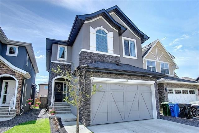 10 SAGE MEADOWS WY NW - Sage Hill Detached for sale, 4 Bedrooms (C4297294)