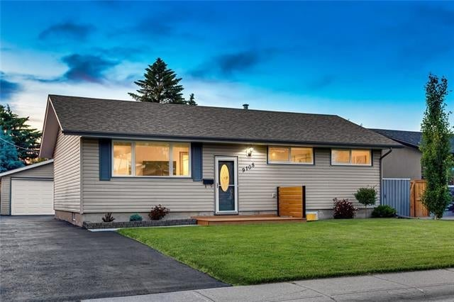 9108 ACADEMY DR SE - Acadia Detached for sale, 4 Bedrooms (C4306318)