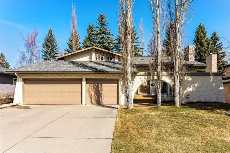 87, Canata Close SW - Canyon Meadows Detached for sale, 4 Bedrooms (A1090387)