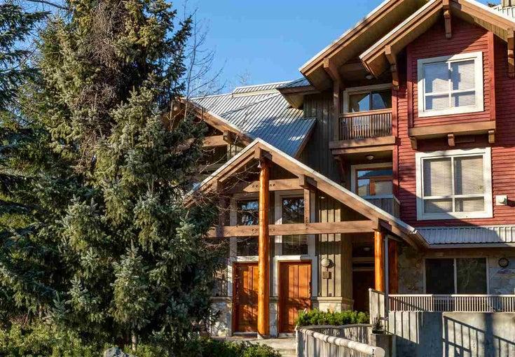 35 4385 NORTHLANDS BOULEVARD - Whistler Village Townhouse for sale, 3 Bedrooms (R2423073)