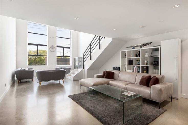 213 1220 E PENDER STREET - Strathcona Apartment/Condo for sale, 2 Bedrooms (R2486907)
