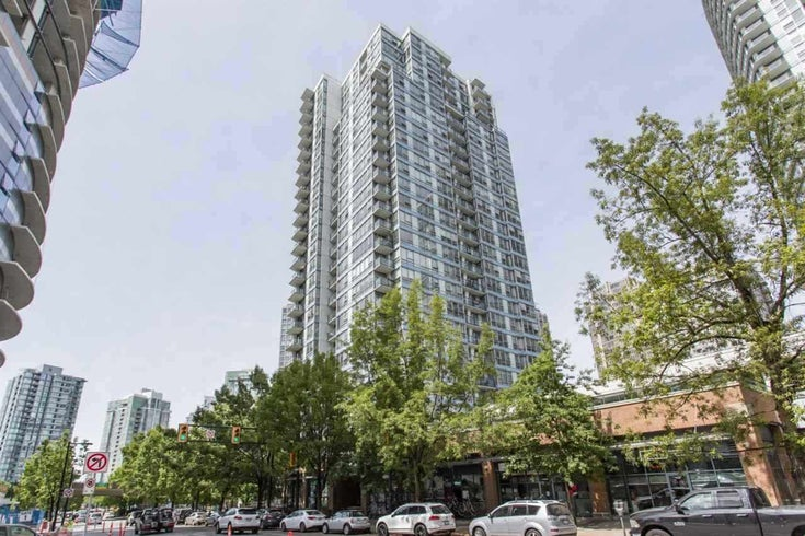 1908 939 EXPO BOULEVARD - Yaletown Apartment/Condo for sale, 1 Bedroom (R2521141)