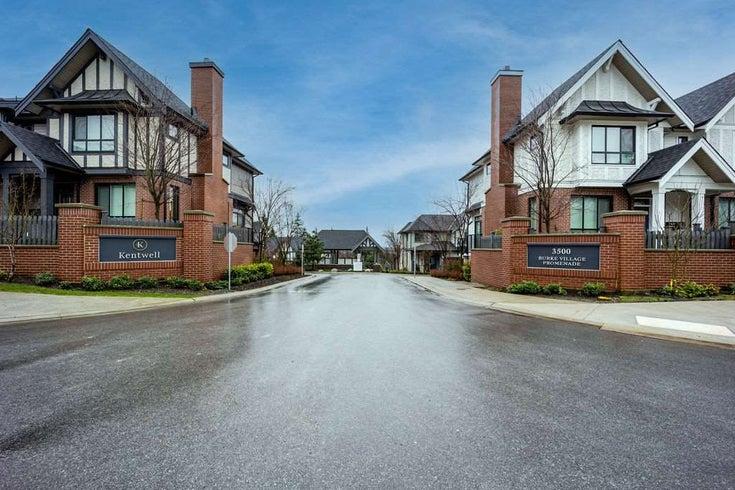 9 3500 BURKE VILLAGE PROMENADE - Burke Mountain Townhouse for sale, 4 Bedrooms (R2528174)