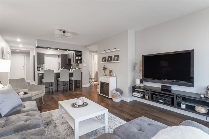 2206 950 CAMBIE STREET - Yaletown Apartment/Condo for sale, 2 Bedrooms (R2536487)