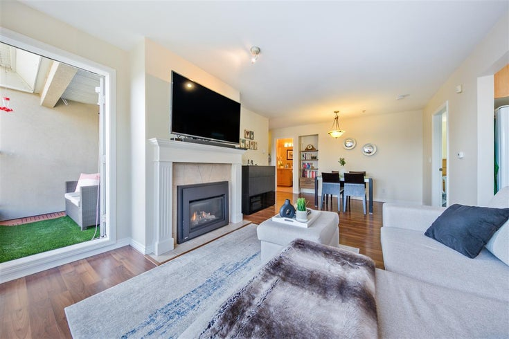 401 202 MOWAT STREET - Uptown NW Apartment/Condo for sale, 2 Bedrooms (R2548645)