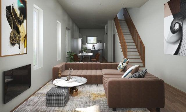 4106 PRINCE ALBERT STREET - Fraser VE 1/2 Duplex for sale, 4 Bedrooms (R2588675)