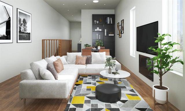 4104 PRINCE ALBERT STREET - Fraser VE 1/2 Duplex for sale, 4 Bedrooms (R2588784)