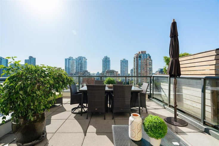 1005 1155 HOMER STREET - Yaletown Apartment/Condo for sale, 2 Bedrooms (R2596033)