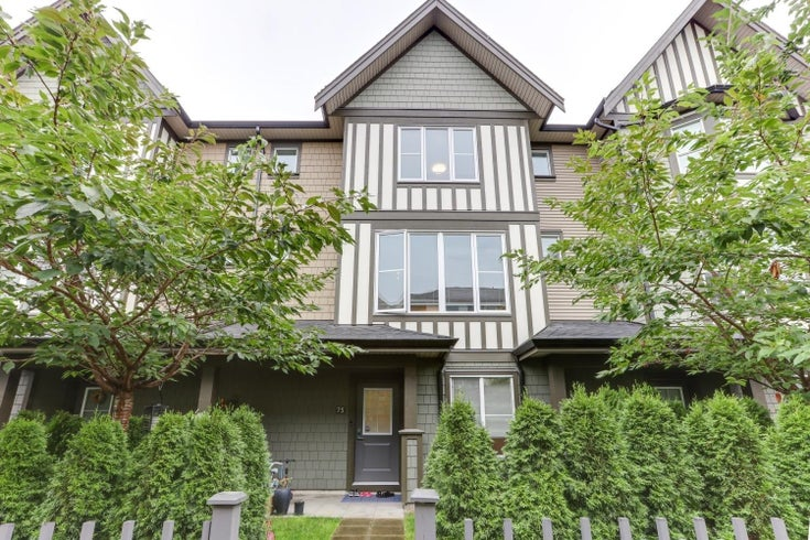 75 8050 204 STREET - Willoughby Heights Townhouse for sale, 3 Bedrooms (R2624785)