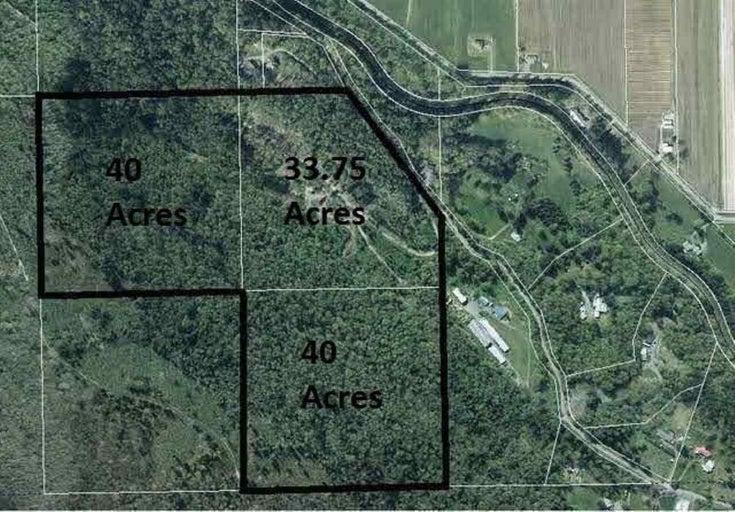 LT.8 OLD YALE ROAD - Sumas Prairie for sale(R2574334)