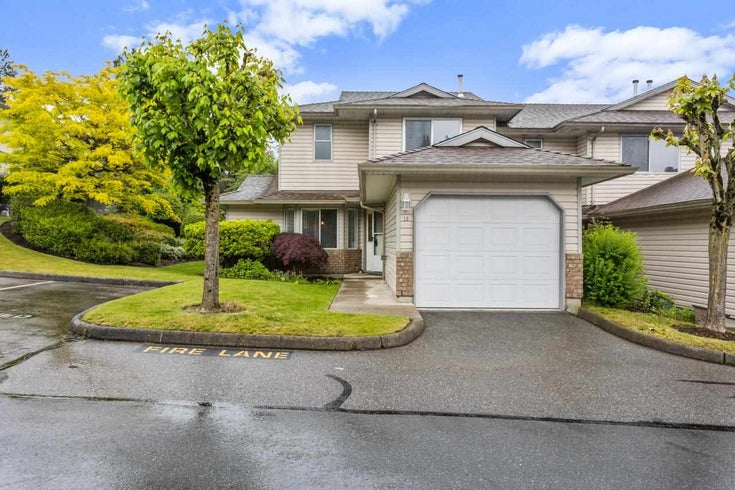 13 2023 WINFIELD DRIVE - Abbotsford East Townhouse for sale, 3 Bedrooms (R2585186)