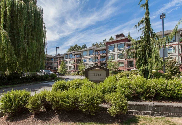 124 2233 MCKENZIE ROAD - Central Abbotsford Apartment/Condo for sale, 1 Bedroom (R2599120)