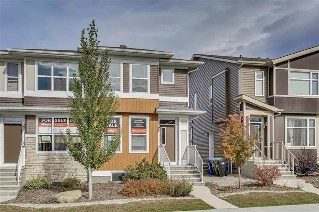 174 CORNERSTONE AV NE - Cornerstone. Semi Detached for sale, 2 Bedrooms (C4272695)