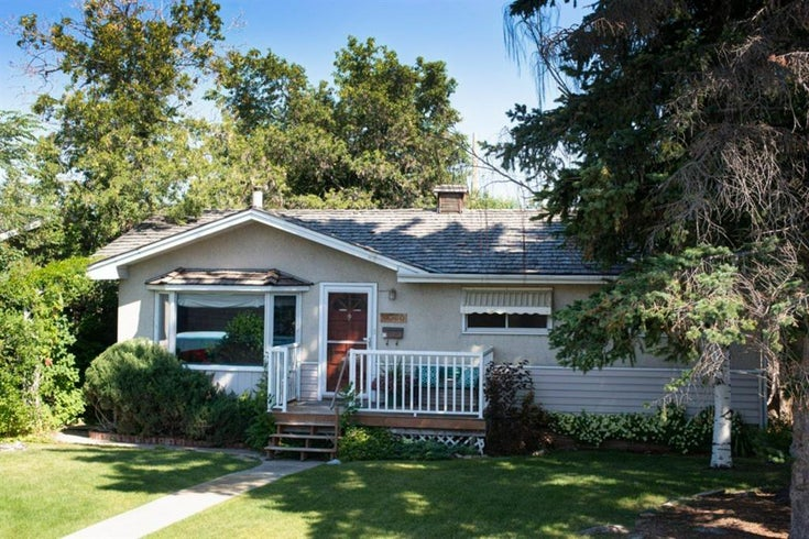 4060 WORCESTER Drive SW - Wildwood Detached for sale, 3 Bedrooms (A1032722)