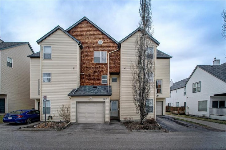312 BRIDLEWOOD LANE SW - Bridlewood Row/Townhouse for sale, 2 Bedrooms (A1046866)