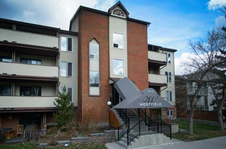 310, 1810 11 Avenue SW - Sunalta Apartment for sale, 2 Bedrooms (A1094075)