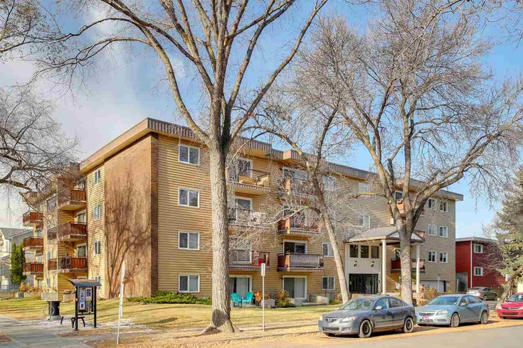 54 10208 113 Street - Oliver Lowrise Apartment for sale, 1 Bedroom (E4219207)