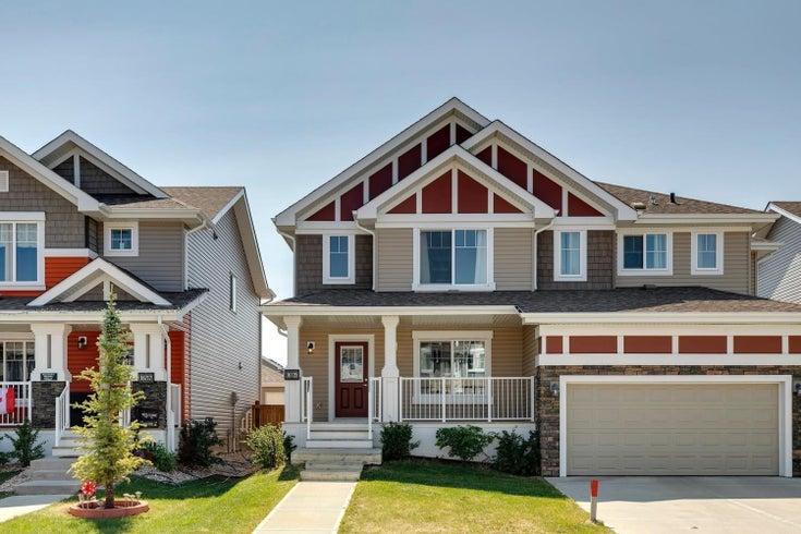 16719 14 AV SW - Glenridding Area Half Duplex for sale, 3 Bedrooms (E4253664)