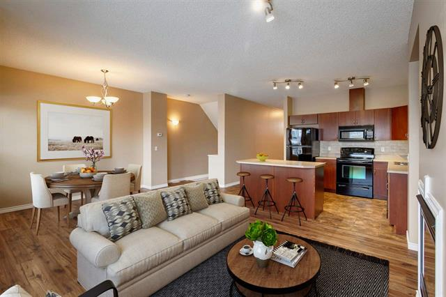 #38 3010 33 AV NW - Silver Berry Townhouse for sale, 2 Bedrooms (E4236123)