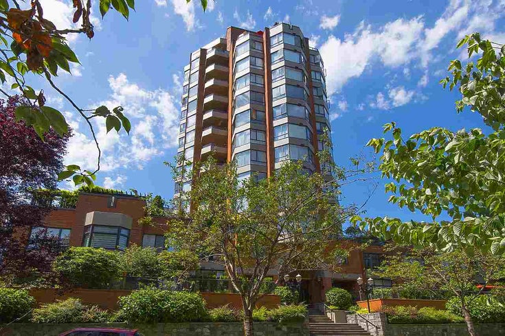203 1860 ROBSON STREET - West End VW Apartment/Condo for sale, 3 Bedrooms (R2500863)