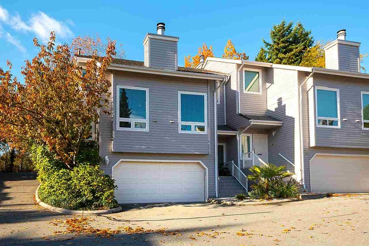 8229 VIVALDI PLACE - Champlain Heights Townhouse for sale, 3 Bedrooms (R2514096)