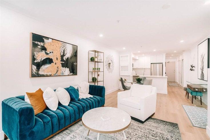 310 2161 W 12TH AVENUE - Kitsilano Apartment/Condo for sale, 2 Bedrooms (R2520310)