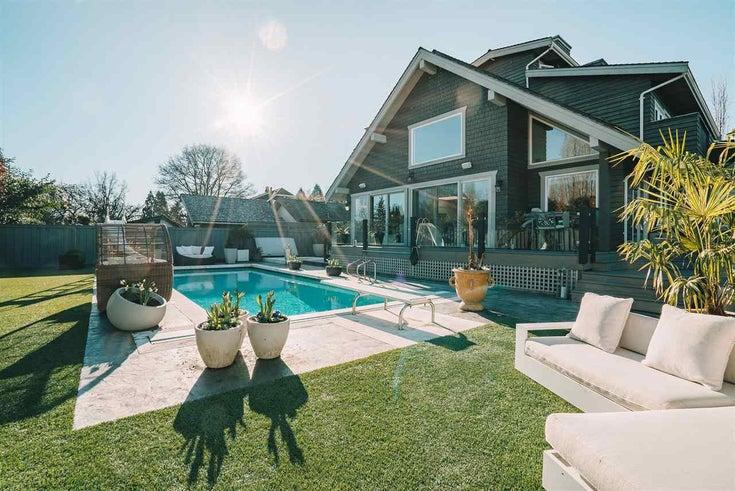 6926 BLENHEIM STREET - Southlands House/Single Family for sale, 4 Bedrooms (R2532419)
