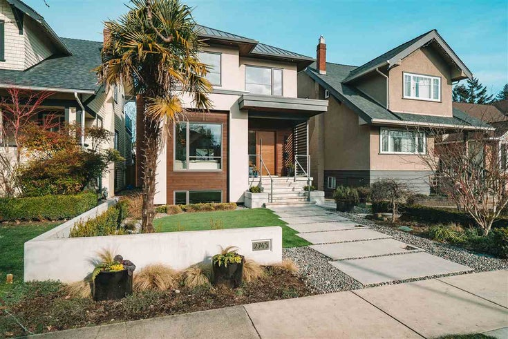 2745 W 42ND AVENUE - Kerrisdale House/Single Family for sale, 6 Bedrooms (R2543610)