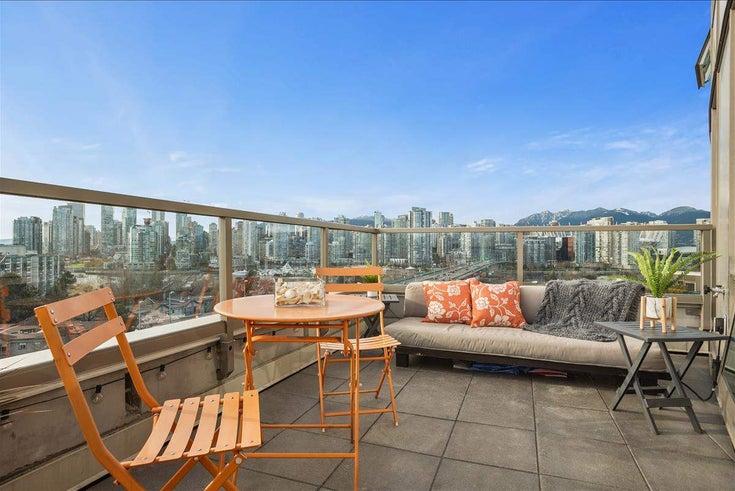 1103 445 W 2ND AVENUE - False Creek Apartment/Condo for sale, 1 Bedroom (R2563563)
