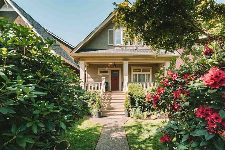 625 W 22ND AVENUE - Cambie House with Acreage for sale, 3 Bedrooms (R2588846)