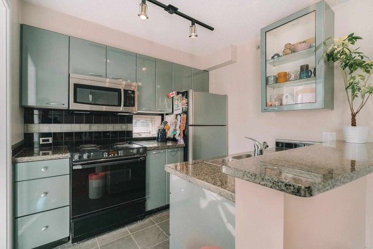 1101 1068 HORNBY STREET - Downtown VW Apartment/Condo for sale, 1 Bedroom (R2607362)