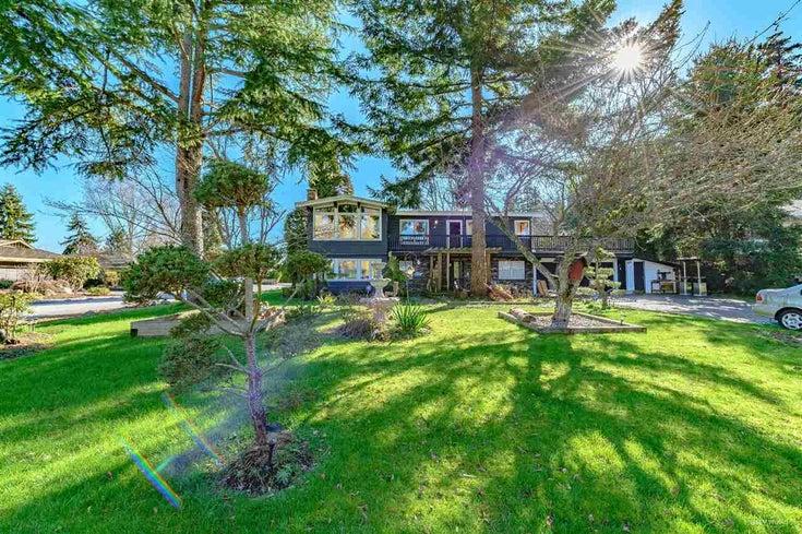 935 EDEN PLACE - Tsawwassen East House/Single Family for sale, 5 Bedrooms (R2442067)