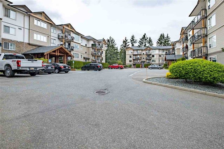 416 2955 DIAMOND CRESCENT - Abbotsford West Apartment/Condo for sale, 2 Bedrooms (R2572304)