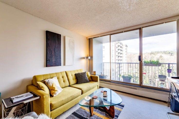 1506 - 2004 Fullerton Avenue - Capilano NV Apartment/Condo for sale, 1 Bedroom (r2339842)